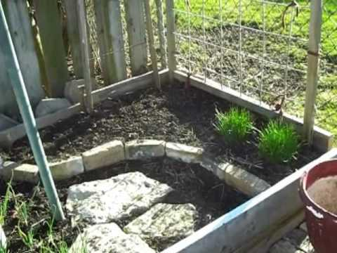 Planning and Building a Raised Bed Garden III