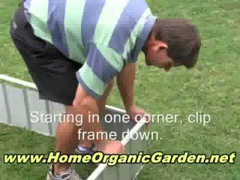 The Best Organic Vegetable Garden Design