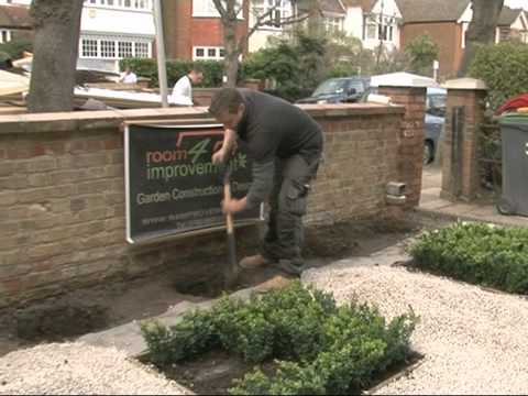 R4Improvement – Landscape Gardening in Twickenham