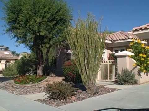 Sun City Palm Desert Offers Homes With Desert Landscaping