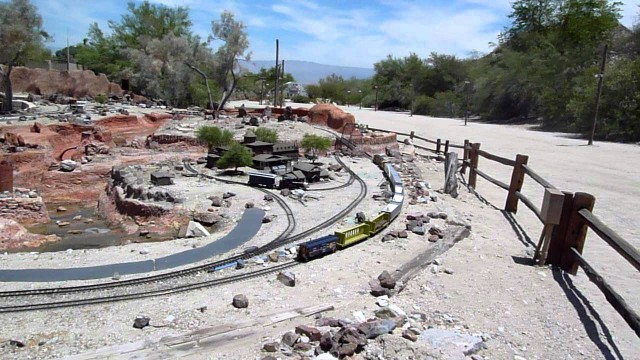 The Living Desert Garden Railroad – Palm Desert, California