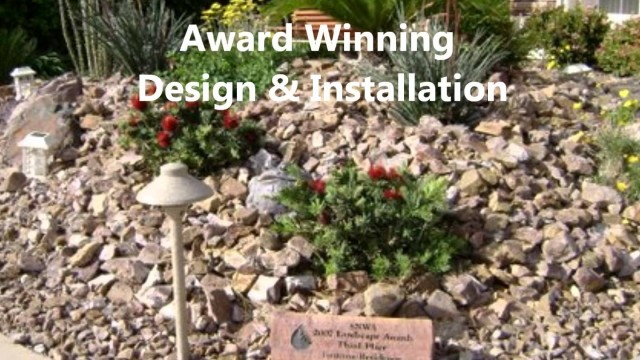 Landscaping Las Vegas – Call 702-385-4555 – For a Free Landscaping Quote