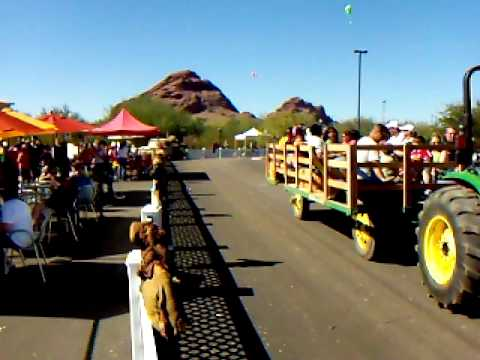Desert Botanical Garden's Great Pumpkin Festival