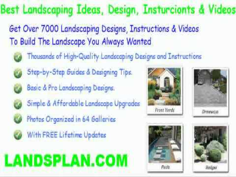 desert design landscape lighting