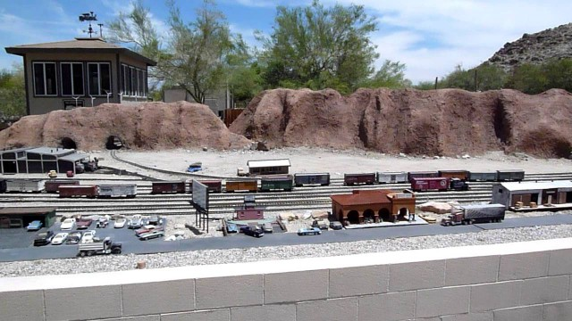 The Living Desert Garden Railroad #2 – Palm Desert, California