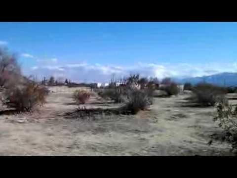 Test Video Desert Landscape 791