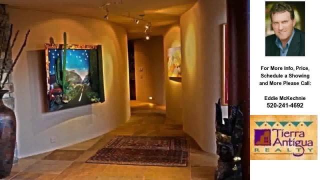 1327 East Desert Garden Drive, Tucson, AZ Presented by Eddie McKechnie.
