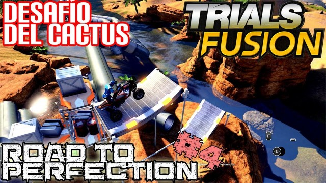 Trials Fusion || Road to Perfection #4: Desaf