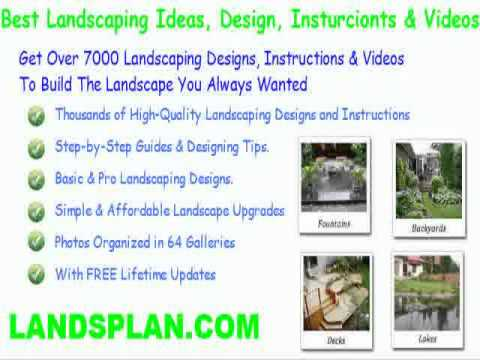 backyard landscaping ideas small backyard