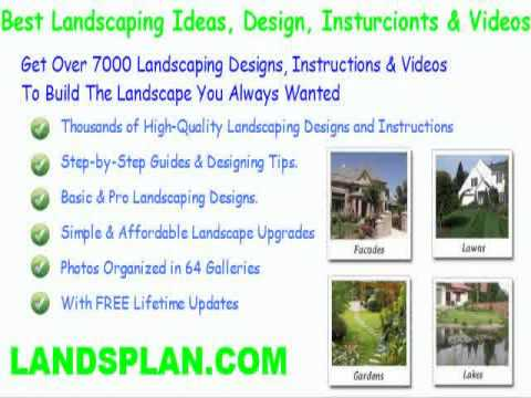 backyard landscaping ideas ponds