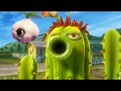 Plants vs. Zombies: Garden Warfare – The Cactus