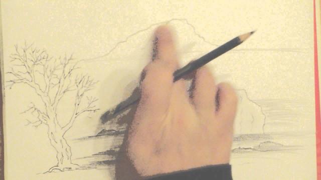 Zeichnen lernen: Entwurf einer W