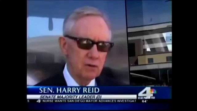 Harry Reid on Bundy Ranch,Makes Threats This is Not Over