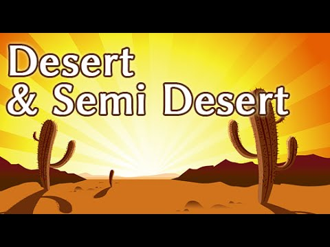 Deserts and the life there | Places from where there is no return | Desert Life | Part 2