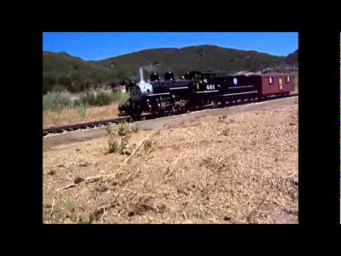 Barrett's desert railroad