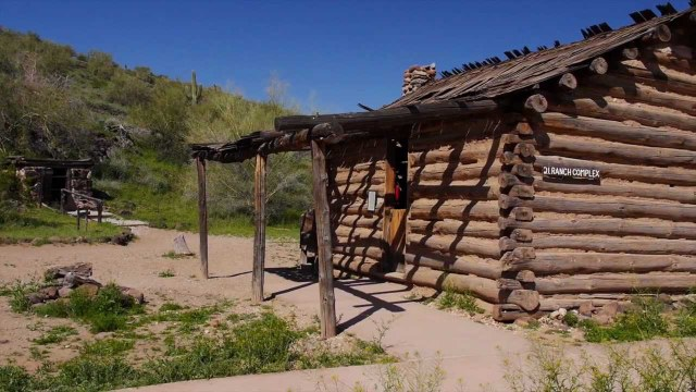 Pioneer History Museum, Phoenix Arizona (Panasonic GH3)