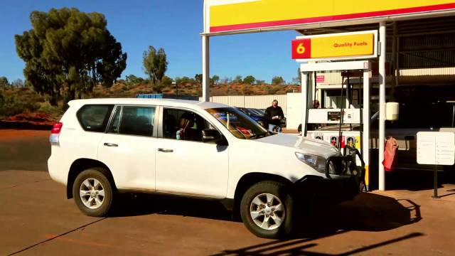 Car hire in Uluru