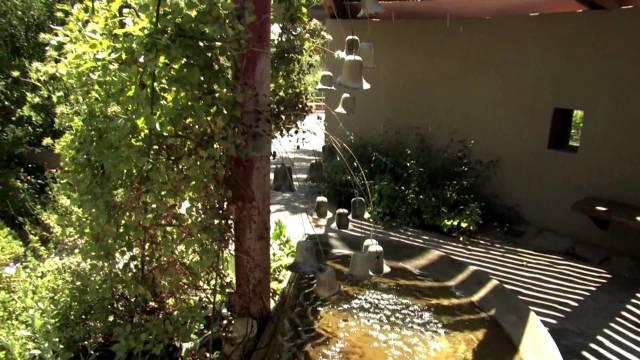 Contemplative Garden, UTEP Centennial Museum Chihuahuan Desert Garden