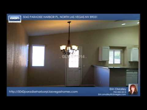 5042 PARADISE HARBOR PL, North Las Vegas, NV 89031
