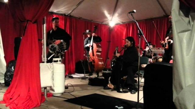 20141213-2115 Hellas-Tyler plays intro!/Hava Nagila(Last song)-Desert Botanical Gardens-Lumi Fest-