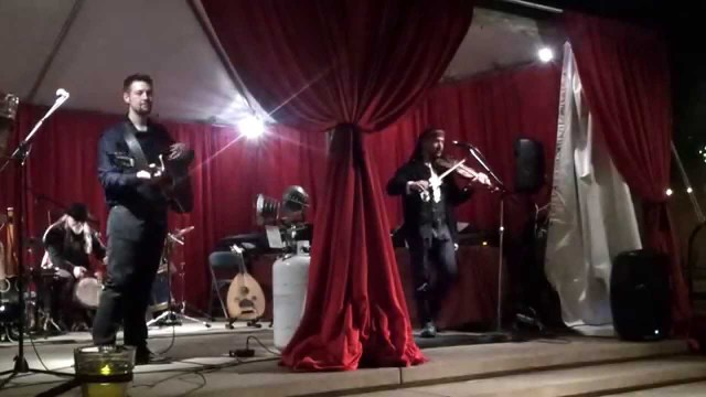 20141212-2110 s2 Irish Washer/Hava Nagila last song -Traveler-Desert Botanical Gardens-Lumi Fest-