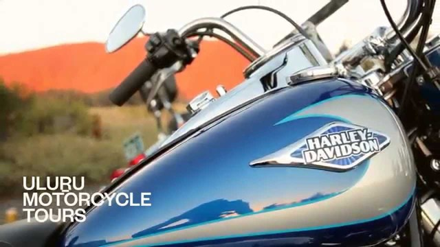 Uluru Motorcycle Tours- Experience Ayers Rock from the back of a Harley Davidson