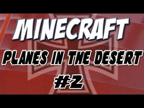 Minecraft – Planes! (Part 2) – Mod Spotlight