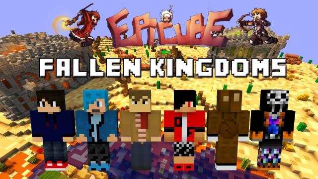 Minecraft : Fallen Kingdoms sur EpiCube avec les Abonn