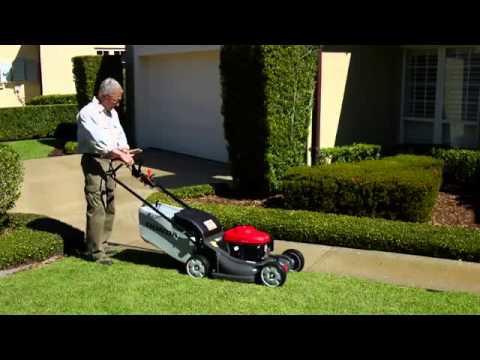 Honda Lawn Mowers HRX Review