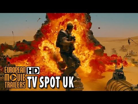 Mad Max: Fury Road – 'Explosion'  Official UK Spot (2015)