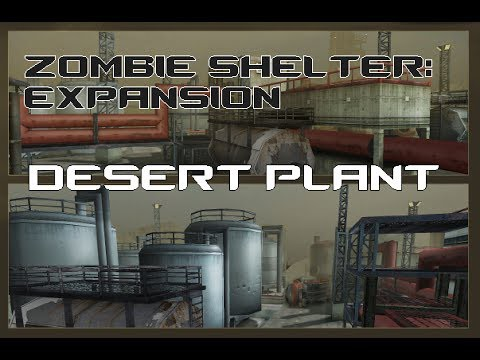 CSO TW/HK – Zombie Shelter Expasion:Desert Plant – Complete gameplay