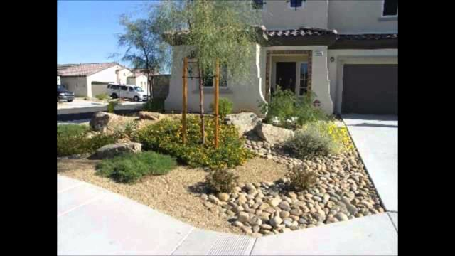 Good Desert landscaping ideas – Home Art Design Decorations