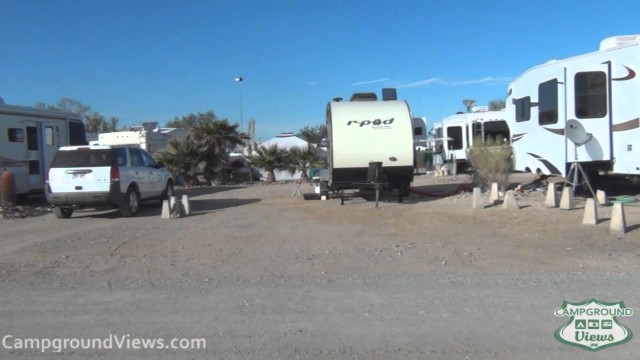 CampgroundViews.com – Desert Gardens RV, ATV and Mobile Home Park Quartzsite Arizona AZ