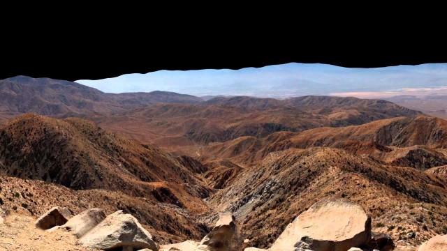 Matte Painting Test – Desert landscape (including vfx breakdown)