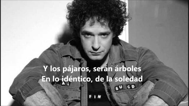 Cactus – Gustavo Cerati (Letra)