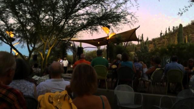 Desert Botanical Garden Jazz concert – Phoenix az