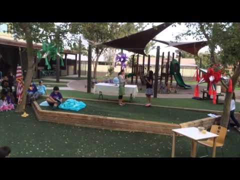 Desert Garden Montessori School Multicultural Day 2014