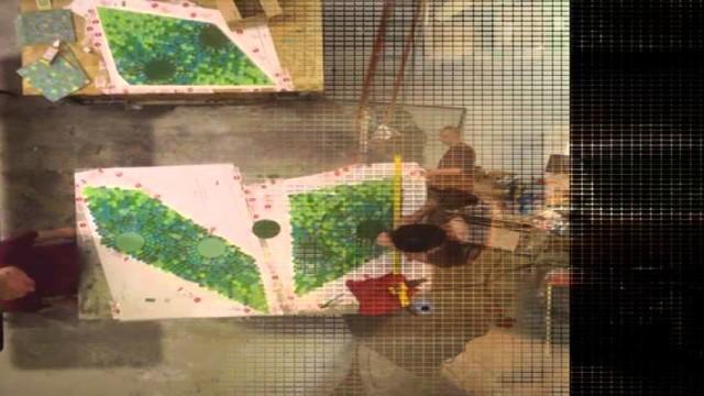 Elementile / Knox Tile Supply Mosaic Fabrication Desert Botanical Gardens
