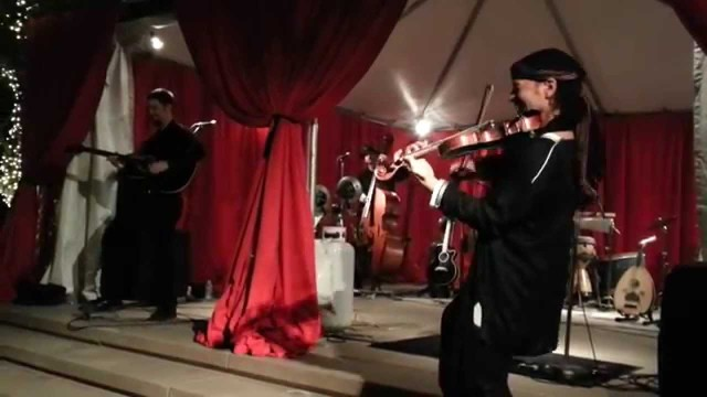 Minor Swing-Traveler-Desert Botanical Gardens-Lumi Fest-20141212-1923
