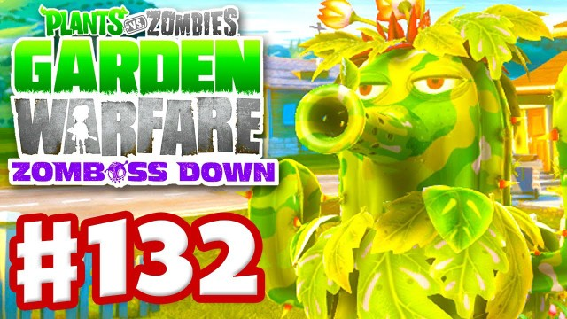 Plants vs. Zombies: Garden Warfare – Gameplay Walkthrough Part 132 – Camo Cactus (Xbox One)