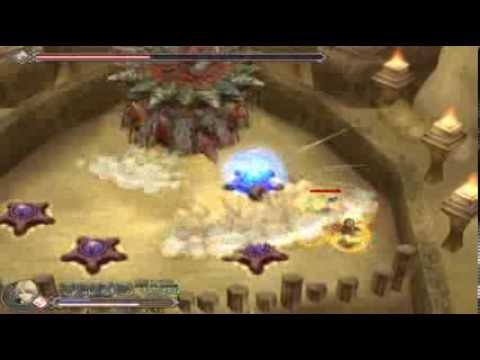 Paul's Gaming – Ys Origin part31 – Desert Plant Boss
