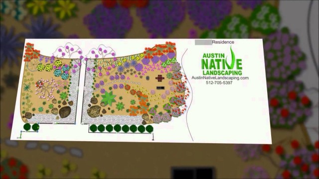 Austin Native Landscaping – Xeriscapes – Design – Install