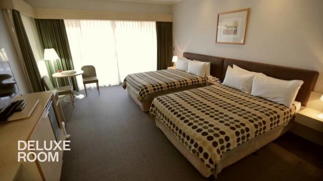 Desert Gardens Hotel Deluxe Room