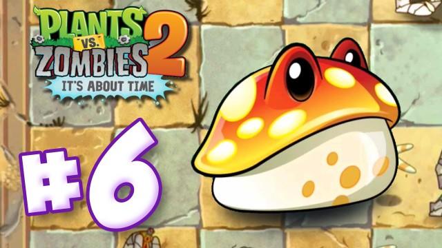 Toadstool!! – Plants Vs Zombies 2 Ep6