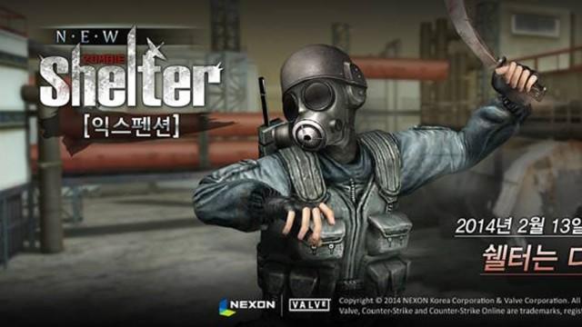 Counter Strike Online  CSO  – Part [1/6] – Zombie: Shelter CooP – Desert Plant [PL]