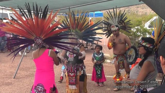 Chihuahuan Desert Fiesta September 19, 2015  El Paso, Texas