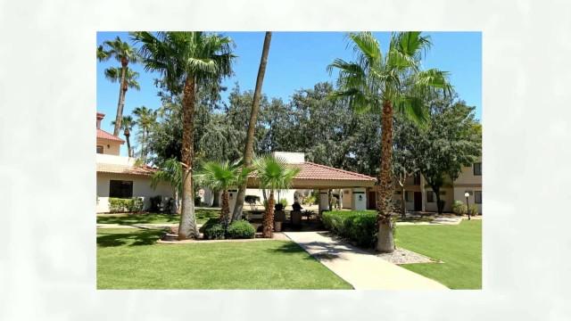Desert Gardens apartments in Glendale, Arizona