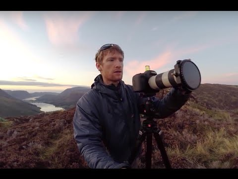 Landscape Photography on Locaton – Shoot & Wild Camping with Tips, Filters, Compostion & Hiking