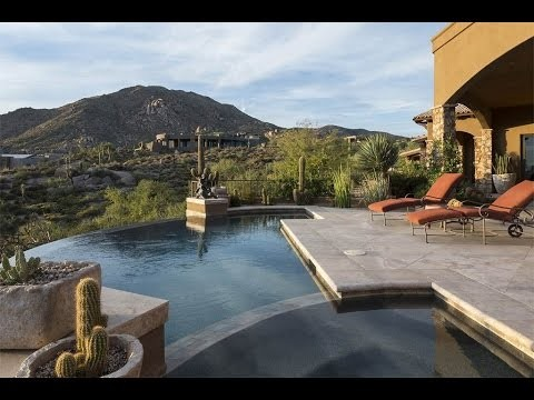 Desert Mountain Masterpiece in Scottsdale, Arizona