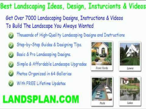 free xeriscape landscaping plans